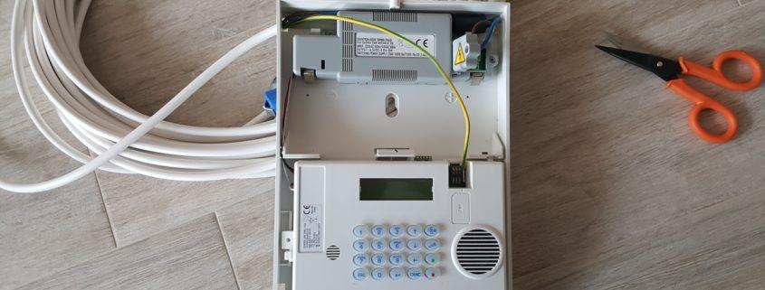 Allarme Casa - Impianto di sicurezza C2