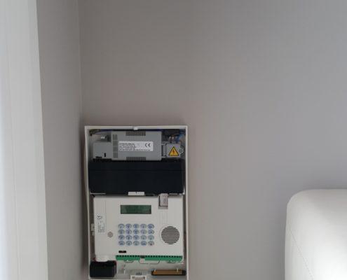 Allarme Casa - Impianto di sicurezza C3