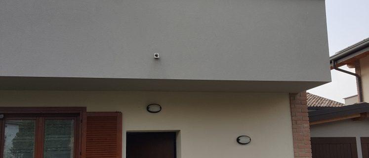 Allarme Casa - Impianto di sicurezza B6