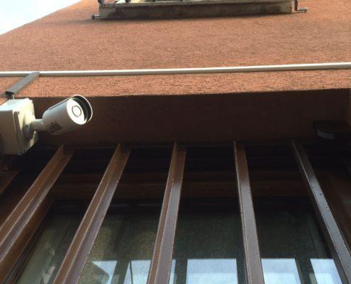 Allarme Casa - Impianto di sicurezza D5
