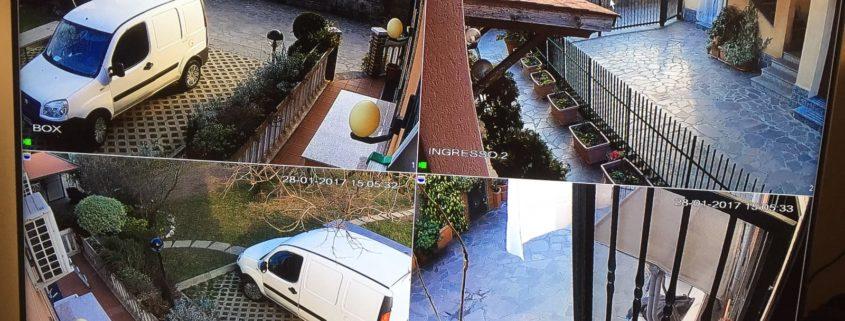 Allarme Casa - Impianto di sicurezza DT3