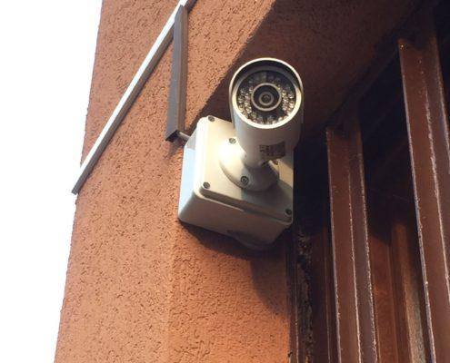 Allarme Casa - Impianto di sicurezza DT4