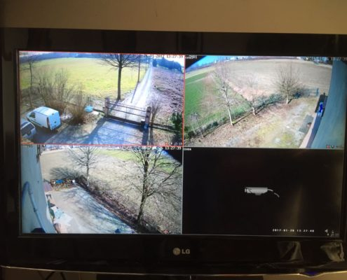 Allarme Casa - Impianto di sicurezza DT5