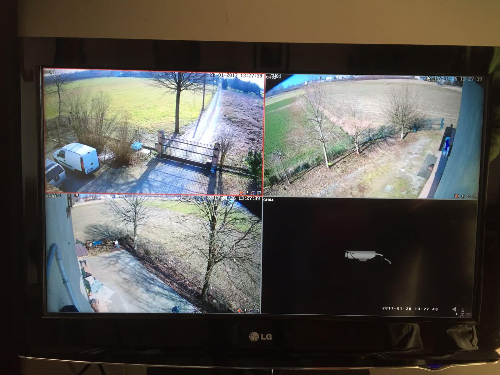 Allarme casa impianto di sicurezza dt5 falcoalarm - Impianto di allarme casa ...