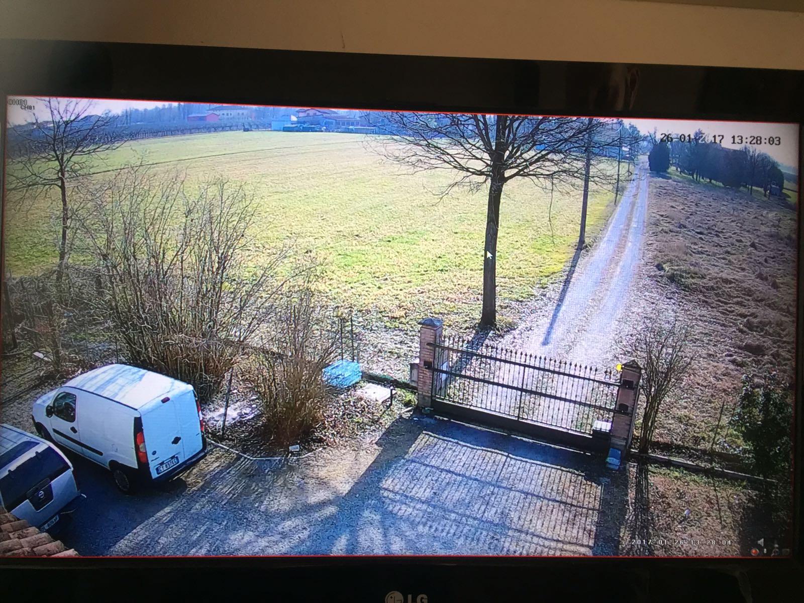 Allarme casa impianto di sicurezza dt6 falcoalarm - Impianto di allarme casa ...